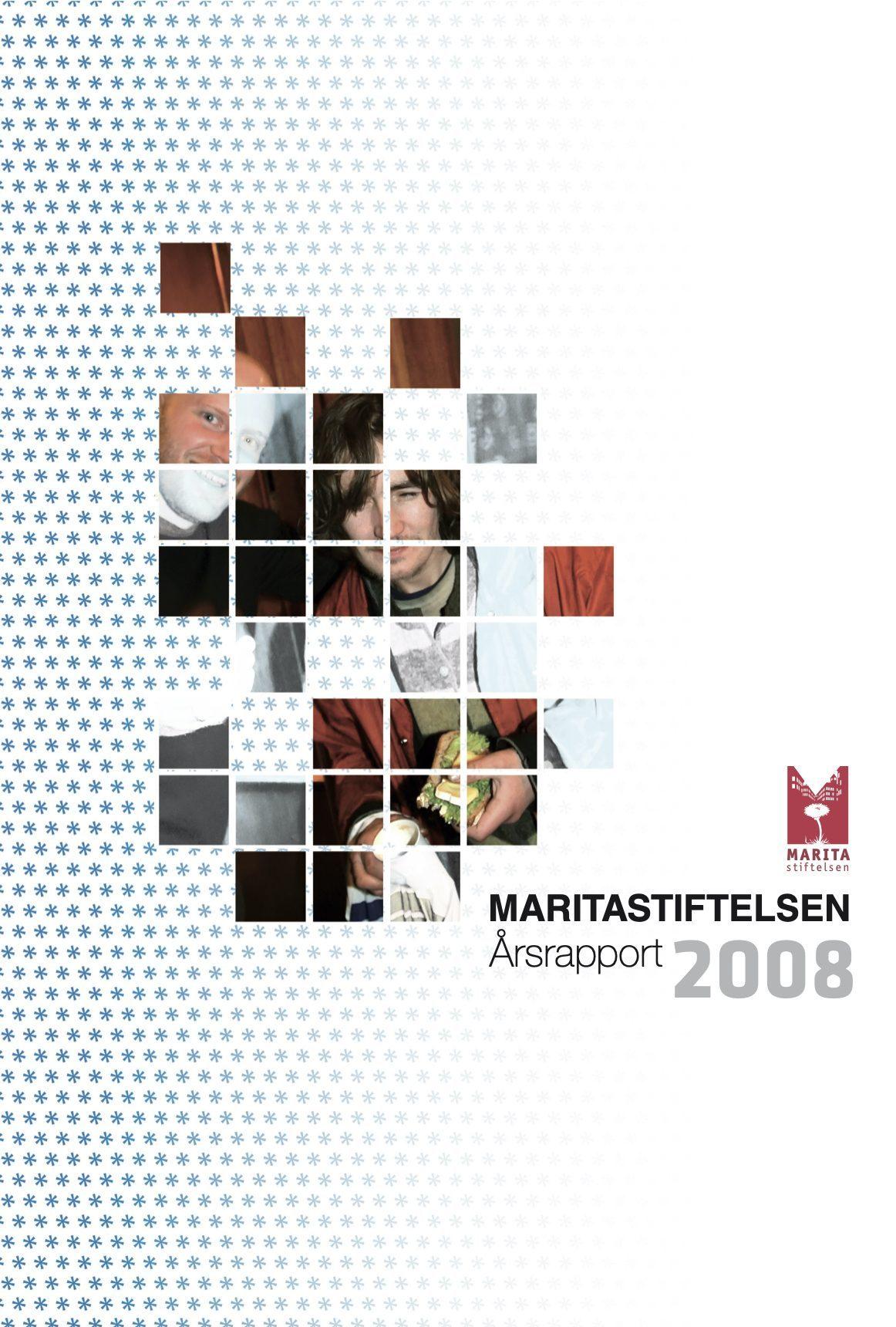 2008 Marita årsrapport