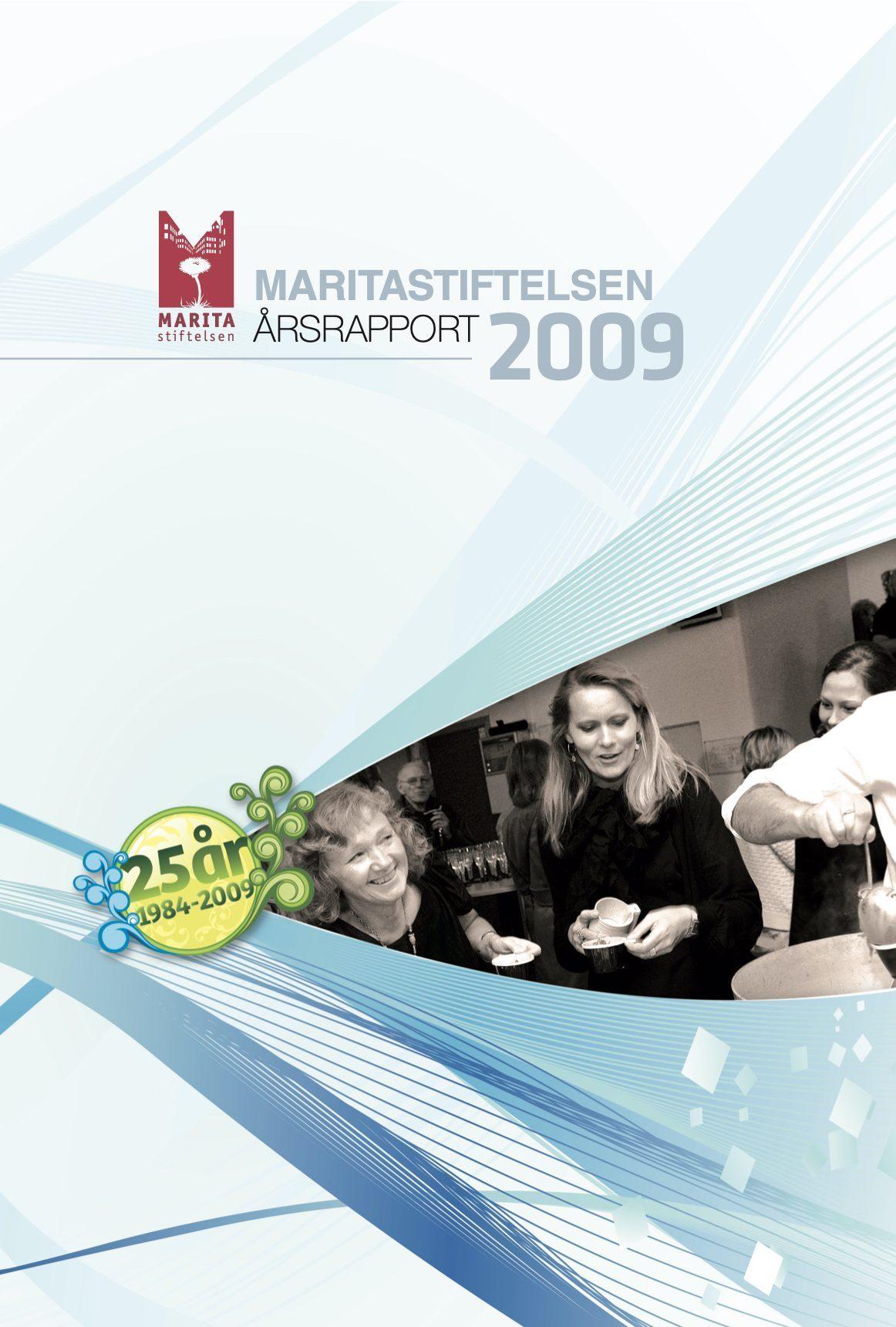 2009 Marita årsrapport