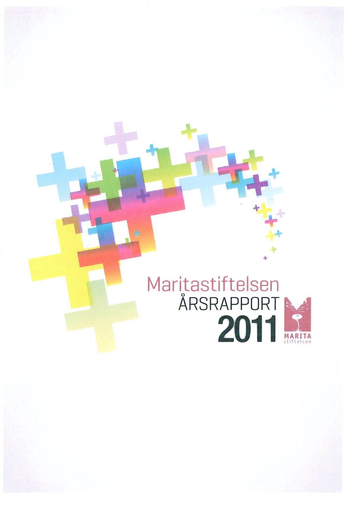 2011 Marita årsrapport
