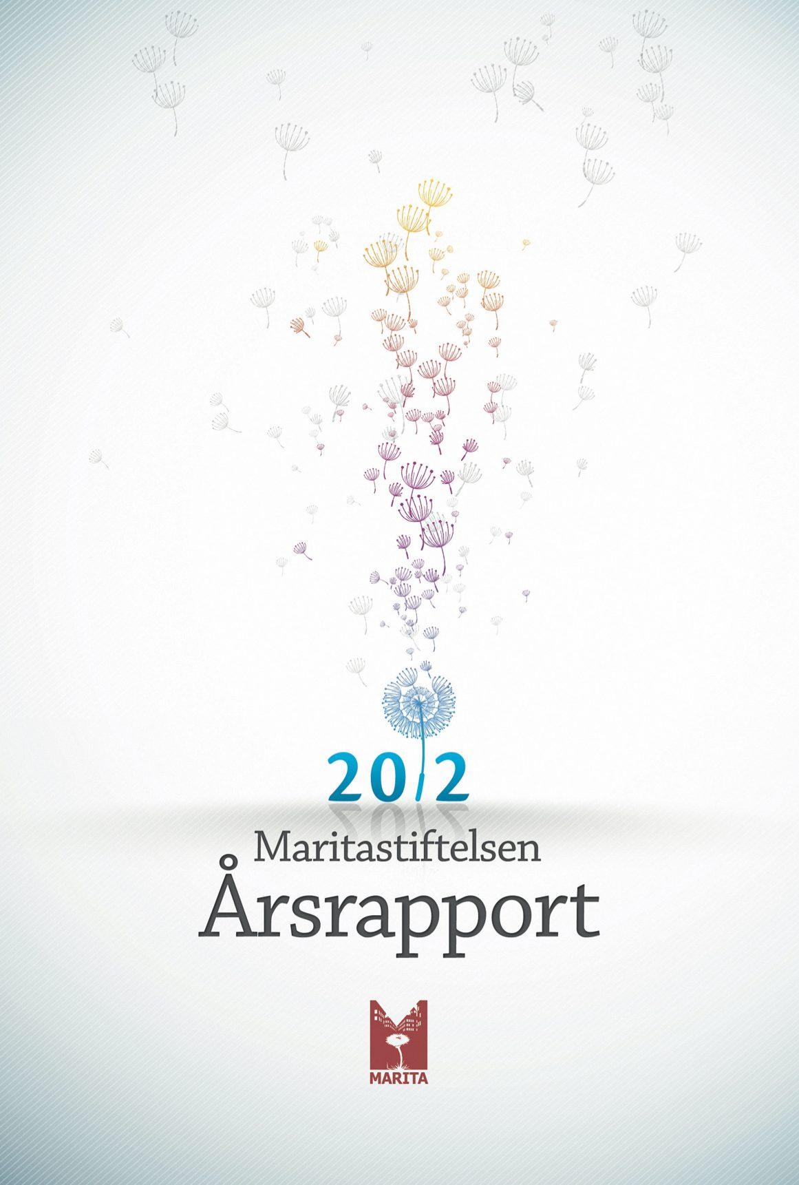 2012 Marita årsrapport