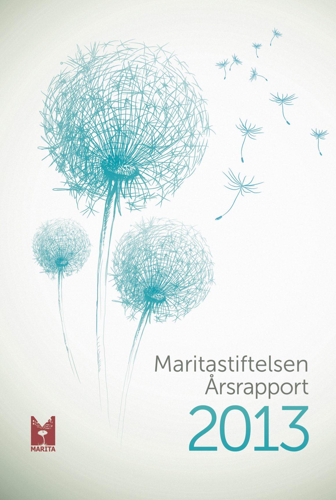 2013 Marita årsrapport
