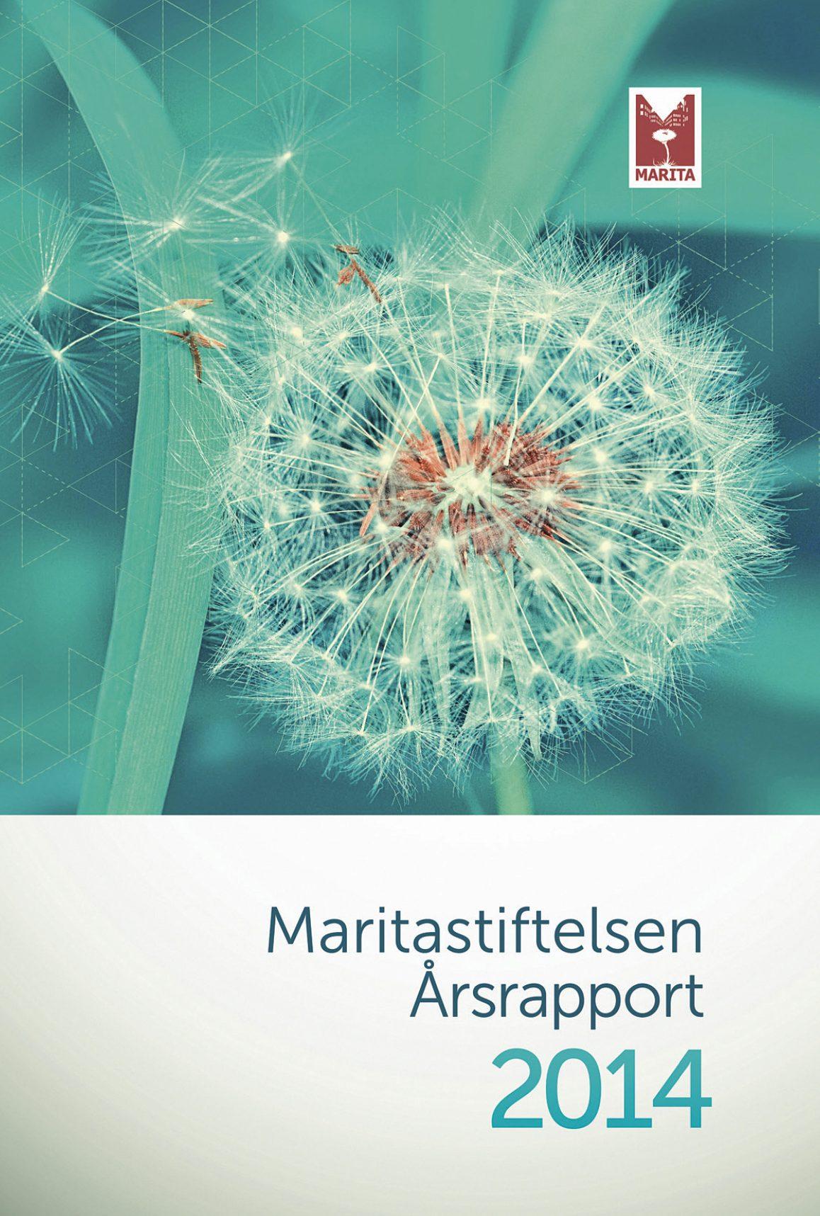 2014 Marita årsrapport