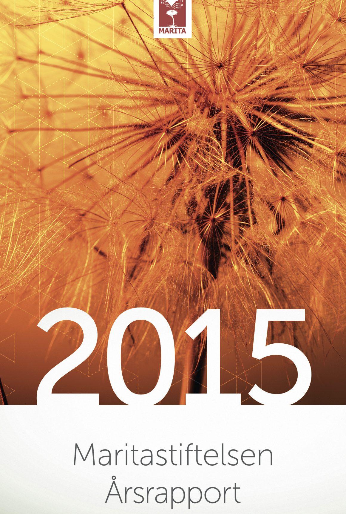 2015 Marita årsrapport